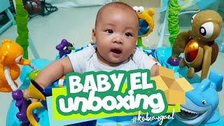 Video Baby el jadi youtuber unboxing hahaha MP3, 3GP, MP4, WEBM, AVI, FLV Februari 2018