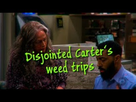 Disjointed Carter´s weed trips   HD Netflix 2017