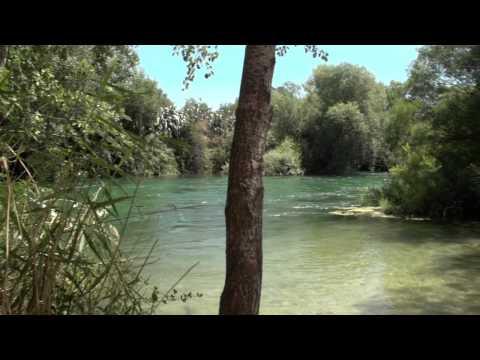 Observatorio de aves en río Genil en Cuevas de San Marcos