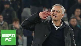 Download Video Juventus vs. Manchester United analysis: Were Jose Mourinho's antics warranted?   Champions League MP3 3GP MP4
