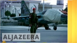 It has been 12 months since Russia entered Syria's war. Russian airstrikes began after a request from President Bashar al-Assad. President Vladimir Putin sai...