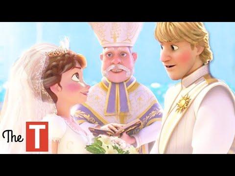 This Is What Will Happen In Frozen 3