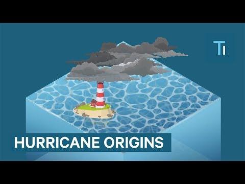 How Mega Hurricanes are Born