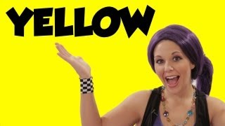 Learn Colors with Tayla, Color Yellow