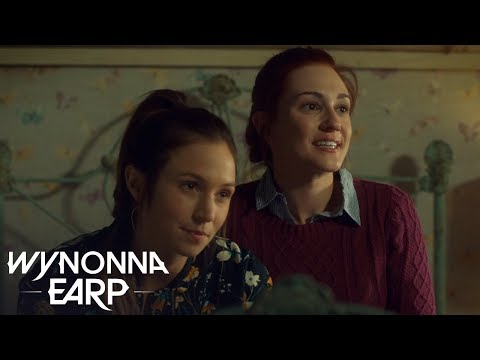 WYNONNA EARP | SYFY Supercuts - WayHaught Kisses | SYFY
