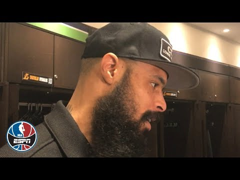Video: Lakers need to compete with LeBron out – Tyson Chandler | NBA on ESPN