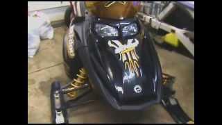 3. 2007 Ski Doo Blizzard 600 SDI
