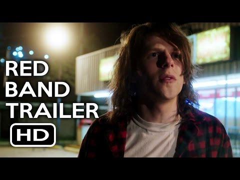 American Ultra Official Trailer Starring Jesse Eisenberg  Kristen