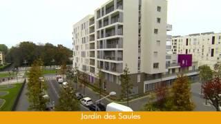 Epinay-sur-Seine France  city photos : Épinay-sur-Seine vu du ciel (2014)