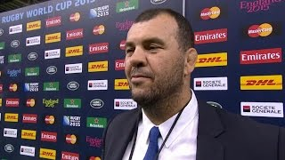 Michael Cheika: Win exactly what we needed | Rugby Video - Michael Cheika: Win exactly what we neede