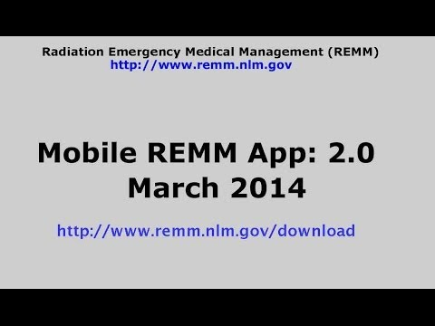 Video of Mobile REMM