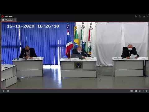 Reunião das comissões 16.11.2020