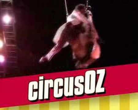 Circus Oz 2006 Television Commercial
