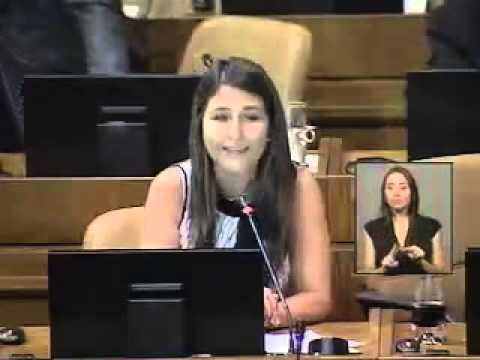 Diputada Claudia Nogueira pide limitar el endeudamiento de Adultos Mayores