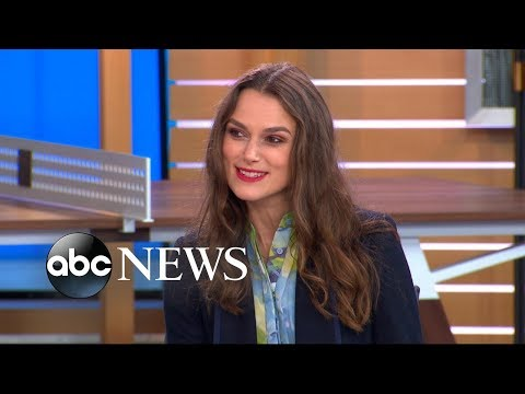 Keira Knightley reveals she only watched 'Love Actually' once 15 years ago