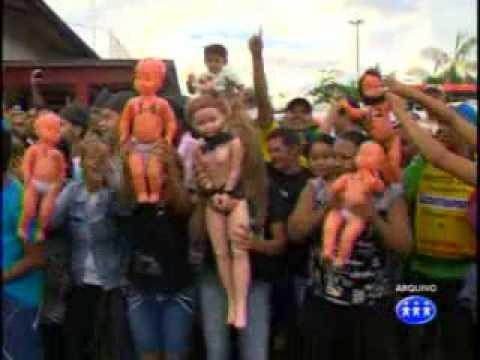 Acrítica na TV 21 de Janeiro - Deputados pedem intervenção em Coari
