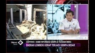 Video Lombok Terus Diguncang Gempa Berkekuatan Besar, BMKG Berikan Penjelasa - iNews Sore 20/08 MP3, 3GP, MP4, WEBM, AVI, FLV Agustus 2018