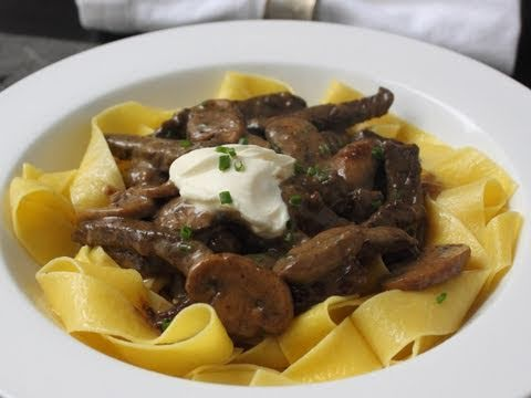 Beef Stroganoff Recipe – The Best Beef Stroganoff