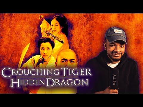 FILMMAKER MOVIE REACTION!! Crouching Tiger Hidden Dragon (2000) FIRST TIME REACTION!!