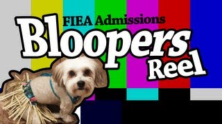 Admissions Bloopers