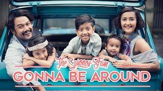 Widi Mulia - Gonna Be Around (Official Lyric Video)