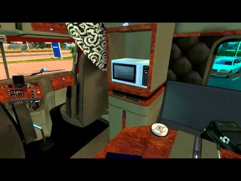 Freightliner Coronado v1.6 TlesGames edit