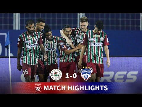Highlights - ATK Mohun Bagan 1-0 Bengaluru FC - Match 36   Hero ISL 2020-21