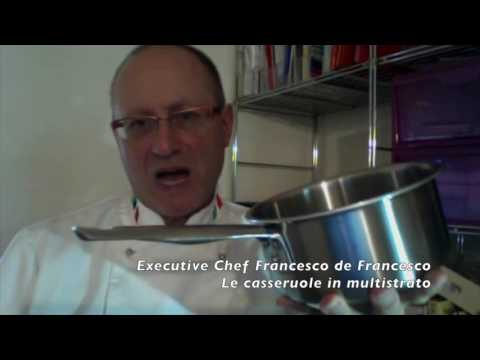 Corso di cucina: le casseruole multistrato