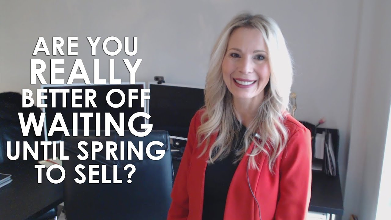 Sellers: Don't Wait Until Spring to List Your Home