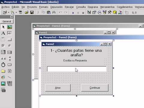 [Tutorial] Preguntas y Respuestas en Visual Basic 6.0