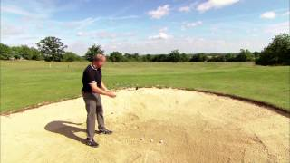 Play out of fairway bunkers