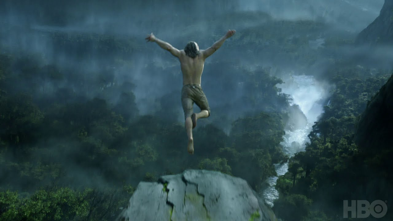 On HBO Alexander Skarsgård is lord of the Apes in 'The Legend of Tarzan'  with Margot Robbie, Samuel L. Jackson & More