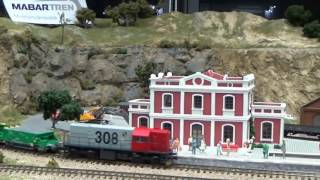 REYNAULDS.COM is excited to share our video coverage of the 2017 Nürnberg toy fair. This year instead of posting a long video featuring many manufacturers we decided to create individual brand-specific videos. This video features many of the Mabar new items announed at the International Toy Fair in Germany.  Mabar specializes in HO & N-Scale Spanish, French models.  Reynaulds is very excited to represent this exciting new line.  Mabah products will be posted to our site in the next few weeks.http://www.reynaulds.comDon't forget we offer tours to the toy fair. If you want to travel with us next February to visit this amazing exhibition please contact us at info@reynaulds.com