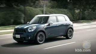 2011 MINI Cooper Countryman Video Review - Kelley Blue Book