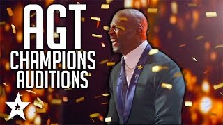 Video The Champions on America's Got Talent 2019 | Auditions | WEEK 4 | Got Talent Global MP3, 3GP, MP4, WEBM, AVI, FLV Maret 2019
