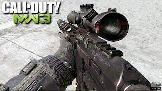 Video Call of Duty Modern Warfare 3 Sniper Mission Stealth Gameplay Veteran MP3, 3GP, MP4, WEBM, AVI, FLV Maret 2019