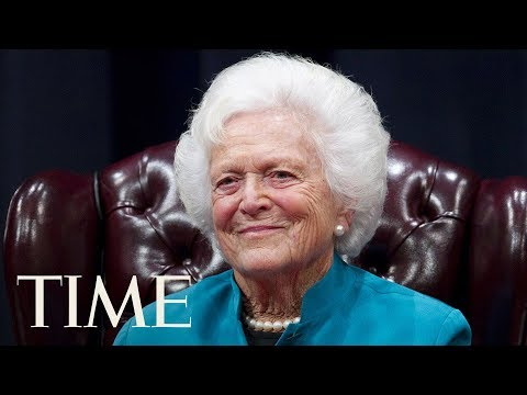Former First Lady Barbara Bush's Funeral At St. Martin's Episcopal Church In Houston | TIME