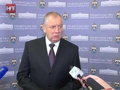 Глава региона Сергей Митин провел сегодня первый в наступившем году традиционный брифинг