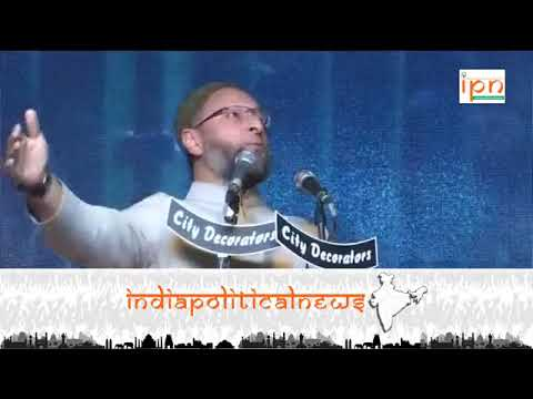 Video Asaduddin owaisi Speech at azam campus Pune onTahafuz-E-Shariyat download in MP3, 3GP, MP4, WEBM, AVI, FLV January 2017