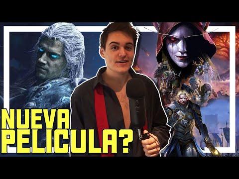 Parece que se viene una Nueva Película de Warcraft...