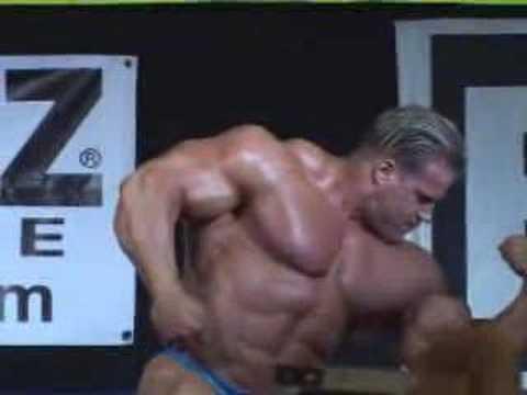 Jay Cutler Salon Body fitness Paris 2007 Jay Cutler