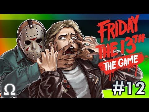 DON'T ROCK THE BOAT, NEW MAPS / FULL RELEASE!  Friday the 13th The Game #12 Ft. Friends