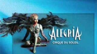 Alegria Circo Du Soleil - Letra