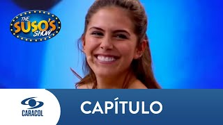 Greeicy Rendón y Frank Solano sorprendieron a Suso El Paspi | Caracol TV