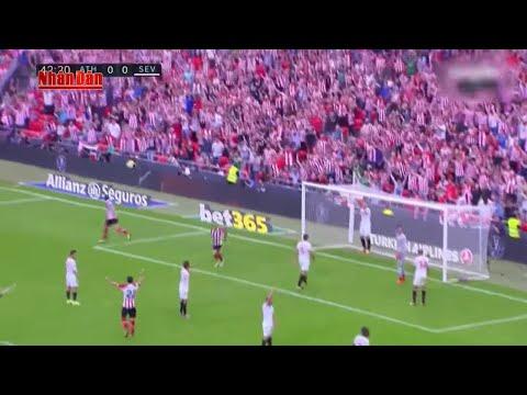 Tin Thể Thao 24h Hôm Nay (19h - 13/10): Sevilla Bất Ngờ Để Thua Trước Athletic Club - Thời lượng: 3:18.