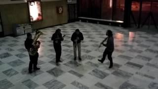 Video Šoulet na nádraží v Havířově 17.2.2017 v 1:31