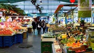 Nancy France  city photo : Nancy : l'un des plus beaux marchés couverts de France