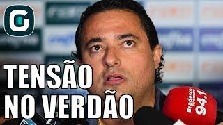 No Gazeta Esportiva:- Mattos defendo Cuca após má fase do Palmeiras- Corinthians enfrenta Atlético-PR desfalcado- Vasco x Santos- Chapecoense x São Paulo valendo a saída da zona do rebaixamentoAcompanhe também as nossas redes sociais:Facebook - https://www.facebook.com/gazetaesportivaTwitter - https://twitter.com/gazetaesportivaInstagram - https://www.instagram.com/gazetaesportiva