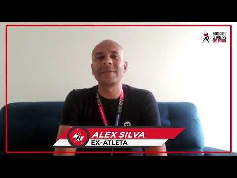 """A vida pós-carreira"": Alex Silva agora é Monitor Esportivo certificado pelo Sindicato de Atletas SP"