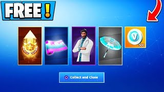 10 FREE Rewards in Fortnite Season 9!